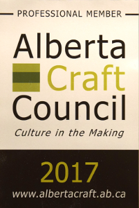 Member of Alberta Craft Council